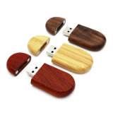 Flash Card Stick Drive Flash Drive USB al por mayor de madera de lápiz USB de almacenamiento externo Pendrive 4GB 8G 16G 32G 64G USB 2.0