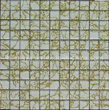 Mosaïque de verre décoration murale (25FB05)