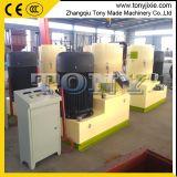 machine à granulés de bois plat Die 700-1000kg/h de la conduite d'engrenage Pellet appuyez sur