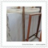 床および壁の装飾のための中国語そしてベトナムの水晶白い大理石の平板