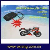 Wasserdichter preiswerter Mini-GPS-Motorrad-Verfolger mit Google Karten-site-Gleichlauf-System