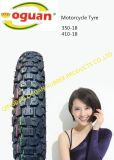 Bajajのオートバイ(300-18)のためのオートバイのタイヤそして内部管