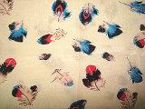 Ткань печатание Silk шифоновая