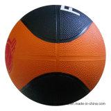 Crear el baloncesto del caucho para requisitos particulares de la talla 5