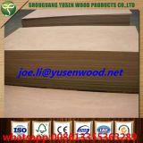 Contre-plaqué de colle du faisceau E0 de peuplier pour faire des meubles