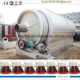 Desperdício municipal e recicl Waste médico à planta de petróleo 10tpd