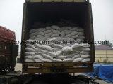 Bicarbonate industriel d'ammonium de pente de pouvoir blanc de cristaux avec l'empaquetage tissé du sac 25kg
