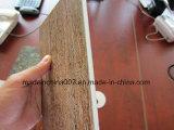 El panel revestido ULTRAVIOLETA de mármol de imitación del cemento de la fibra del No-Asbesto
