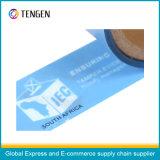 Anti-Falsificación de la cinta auta-adhesivo del embalaje