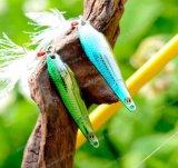 علبيّة درجة زنك سبيكة معدن صيد سمك طعم--صوت جهير ملعقة ([هسج003])