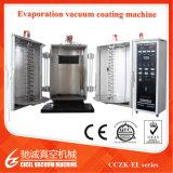 Evaporación de cristal que metaliza la máquina/la máquina de capa plástica de la evaporación/el sistema de cerámica de la vacuometalización