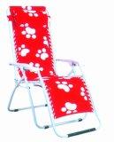 生地の折りたたみ椅子(BLF-2293)