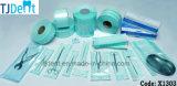 Зубоврачебные по-разному мешки стерилизации мешка обеззараживанием размера (X1303)