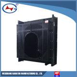 Yc6c1020L: Radiador de agua para motores Diesel de Shanghai