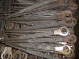 Chiave a cricchetto tagliente dell'estremità dell'impalcatura