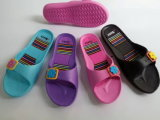Semelle EVA doux, PVC sandale de patin de plein air supérieur