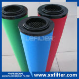 Filtro 120q del aire comprimido de Hiross de la alta precisión de la buena calidad