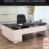 Mobília de escritório barata da melamina, tabela do escritório da L-Forma, diretor Tabela