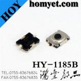 Contacteur mini de haute qualité/interrupteur tactile bouton rond CMS à 2 broches