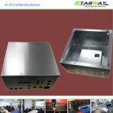 Изготовленный на заказ шкаф металла высокого качества точности