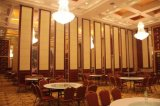 ホテル、展示場および会議室のための防音の移動可能な隔壁