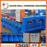Panel de tejado de acero del color que hace la máquina formadora de rollos