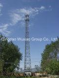 Torretta d'acciaio di telecomunicazione per la comunicazione