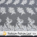 tessuto nuziale Handmade del merletto del bordo di nuovo modo 2018wholesale