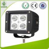 Precio barato Waterproof 16W 5016 Automóvil luz LED de trabajo