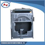 DC16-072R: El agua del radiador de aluminio para motor diésel