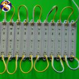 Imperméable Module SMD 3PCS 5050 LED jaune 20pcs/chaîne