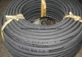 Mangueira ondulada tecida inoxidável do metal de alta pressão do fio de aço