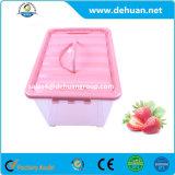 Коробка хранения прозрачного домочадца пластичная