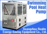 Stile dell'acciaio inossidabile della pompa termica della piscina