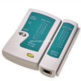 Xt-468 RJ45 Rj11 BNC Cat5 Network LAN Cable Tester
