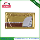 금 Foil Smooth와 Hydrate Skin Care Neck Mask