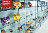 Prix discount ! Petite imprimante UV pour PC de Shell, cuir synthétique ABS, PVC, bois etc matériel acrylique