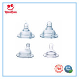 Wide Neck Silicone Baby Juice Nipple