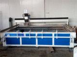 유리를 위한 물 분출 절단기 2m*1.5m 자르는 기계장치