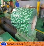 O teste padrão de flor imprimiu a bobina de aço de PPGI