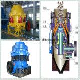 石造り鉱山のための高容量の円錐形の粉砕機