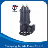 Bomba de água de esgoto Diesel portátil do certificado do ISO