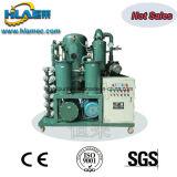 Pétrole de rebut de filtrage élevé de turbine de précision de vide réutilisant la machine