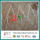 Tipo trasversale tipo collegare a fisarmonica materiale del rasoio del rasoio del filo di acciaio