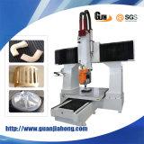 Eje 5 que procesa el ranurador del CNC del eje Z800 5 del centro 1515