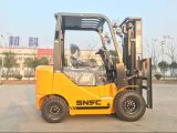 Diesel Empilhadeira 1.5 Your Forklift with Paper Roll Clamp