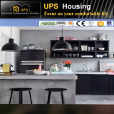 Vida moderna prefabricada durable certificada ISO de la familia de la casa
