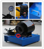 A máquina de friso da mangueira hidráulica manual com 10 jogos morre livre