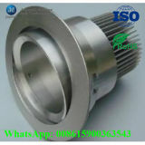 El disipador de calor ligero del LED de aluminio a presión la pieza de la fundición