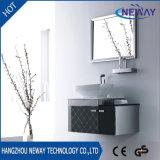 Einfache Edelstahl-Wand-wasserdichter Badezimmer-Schrank